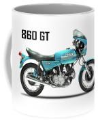 Ducati 860 Gt 1975 Coffee Mug