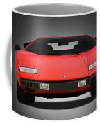 Lamborghini Countach Coffee Mug
