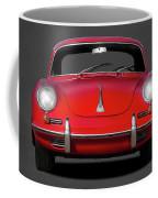 Porsche 356 Coffee Mug