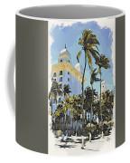 Aruba Palms Two Coffee Mug