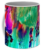 As The Colors Blend.. Coffee Mug