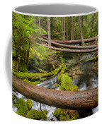 As The Creek Flows Coffee Mug