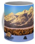 As The Sun Comes Up Coffee Mug