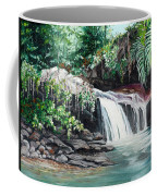 Asa Wright Falls      Sold Coffee Mug