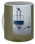 Ascent From The Mist Coffee Mug
