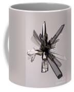 Ascorbic Acid Crystal Coffee Mug