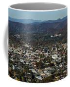 Asheville, City, Downtown, Nc, North Carolina, Mountains, Mountains, Real Estate, Blue Ridge Mountai Coffee Mug