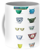 Asian Art Chinese Pottery - Bowls Coffee Mug
