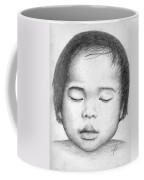 Asian Baby Coffee Mug