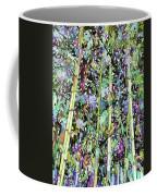 Asian Bamboo Forest Coffee Mug