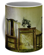 Asian Furniture And Bonsai Coffee Mug