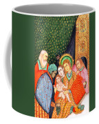 Asian Nativity Coffee Mug