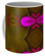 Asian Popart Coffee Mug