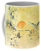 Asian Sunrise Coffee Mug
