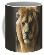 Asiatic Lion Coffee Mug