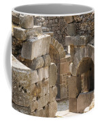 Asklepios Temple Ruins View 3 Coffee Mug