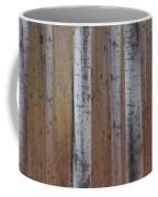 Aspen Abstract Vertical Coffee Mug