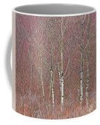 Aspen And Buckbrush Coffee Mug