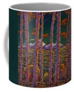 Aspen At Night Coffee Mug