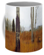 Aspen Forest Shear II Coffee Mug