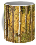 Aspen Gold Coffee Mug by James BO  Insogna