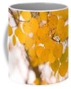 Aspen Leaves Coffee Mug by James BO  Insogna