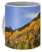 Aspen Ridge San Juan Mountains Coffee Mug
