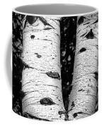 Aspen Tree Art Coffee Mug