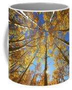 Aspen Tree Canopy 2 Coffee Mug