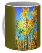 Aspen Trees Coffee Mug