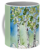 Aspen Trio Coffee Mug