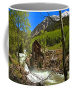 Aspens Around The Crystal Mill Coffee Mug