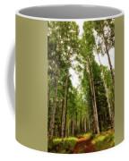 Aspens Galore Coffee Mug by Rick Furmanek