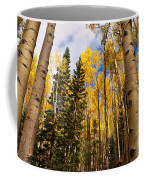 Aspens In Santa Fe 3 Coffee Mug