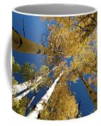 Aspens Up Coffee Mug