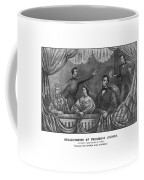 Assassination Of President Lincoln Coffee Mug by War Is Hell Store