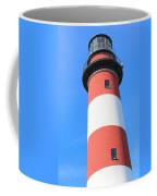 Assateague Lighthouse Abstract Coffee Mug