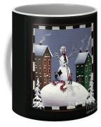 Assembling Frosty Coffee Mug