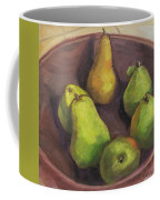 Assorted Pears Coffee Mug