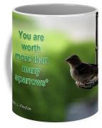 In Heaven's Eyes Coffee Mug