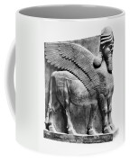 Assyria: Bull Scultpure Coffee Mug