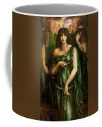 Astarte Syriaca Dante Gabriel Rossetti Coffee Mug
