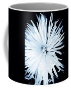 Aster In Black And White Coffee Mug