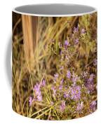Asters In Autumn Coffee Mug