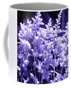 Astilbleflowers In Violet Hue Coffee Mug