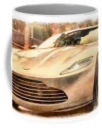 Aston Martin Db10 Coffee Mug