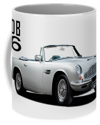Aston Martin Db6 Coffee Mug