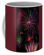Astonishing Fireworks Coffee Mug