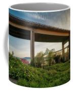 Astoria Bridge Sunrise Coffee Mug