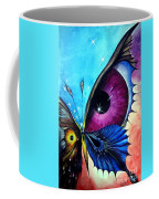 Astral Butterfly. Soul - Memory - Mind Coffee Mug